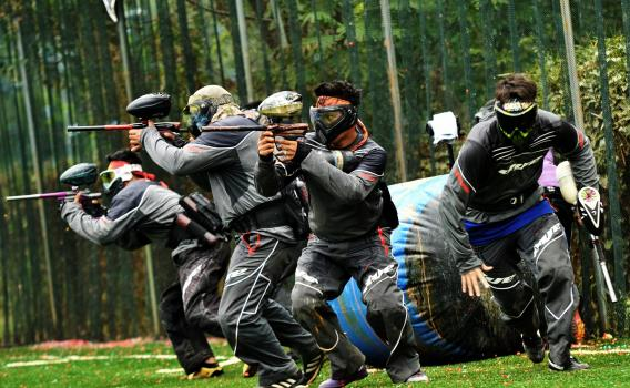 Image result for paintball stag
