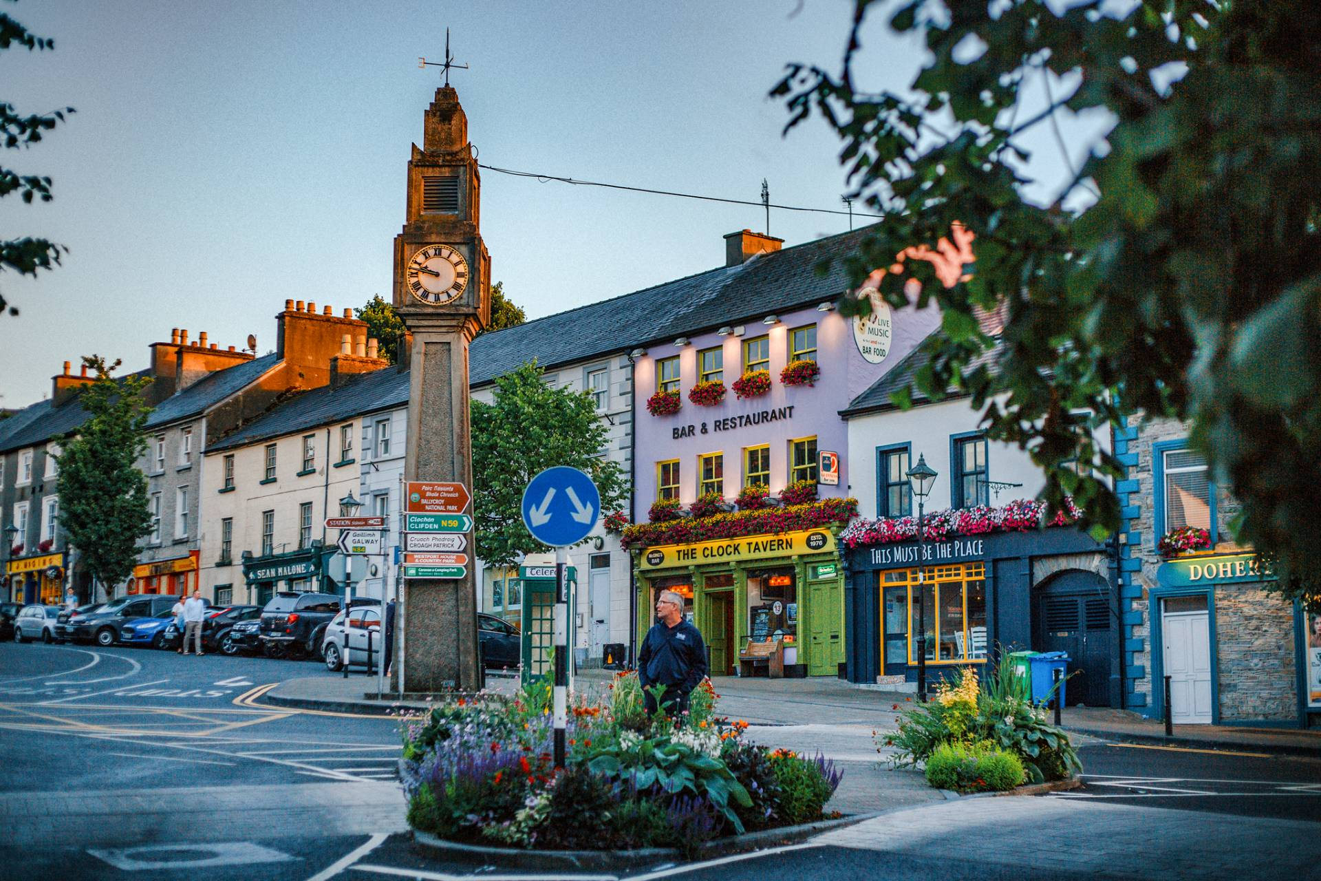 The Hotel Westport | Hotels in Westport | Mayos Leading 4